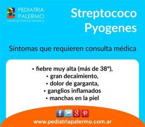 Sobre La Bacteria Estreptococo Pyogenes Pediatria Palermo